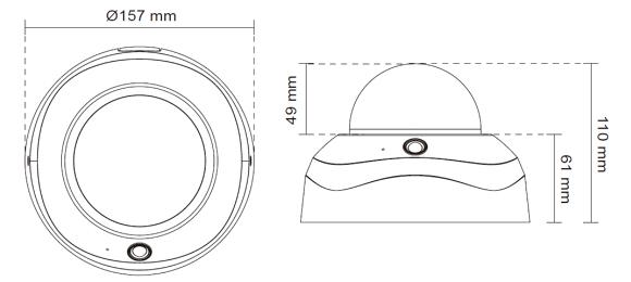 VIVOTEK FD8135H 図解1