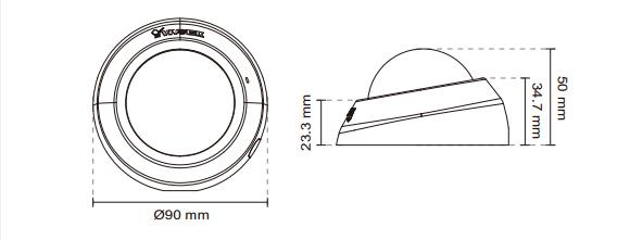 VIVOTEK FD8166 図解2