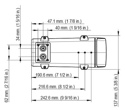 AXIS M1124-E 図解2