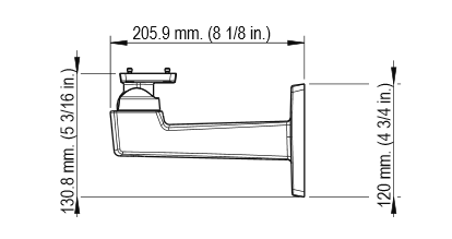AXIS M1124-E 図解4