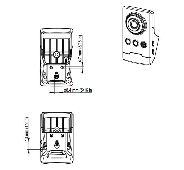 AXIS M1065-L 図解2