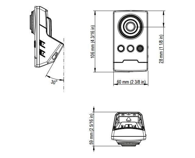 AXIS M1065-LW 図解1