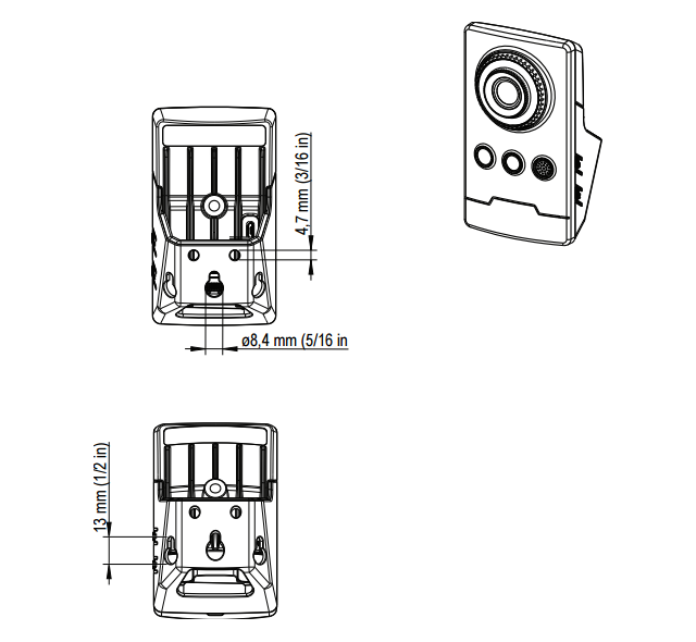 AXIS M1065-LW 図解2