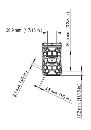 AXIS P1125-E 図解3