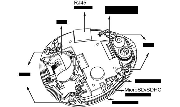 VIVOTEK MD8531H 図解1