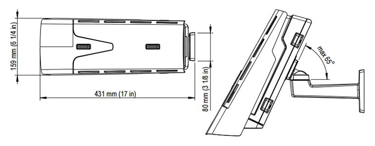 AXIS P1364-E 図解2