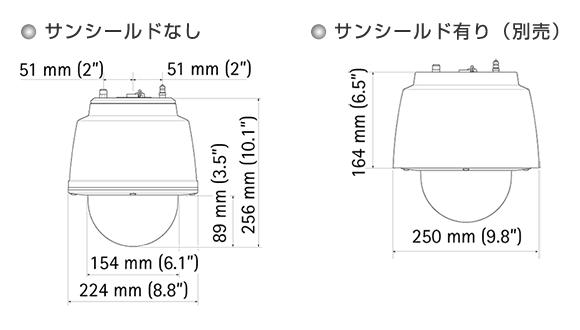 AXIS Q6045-S MkⅡ 図解1