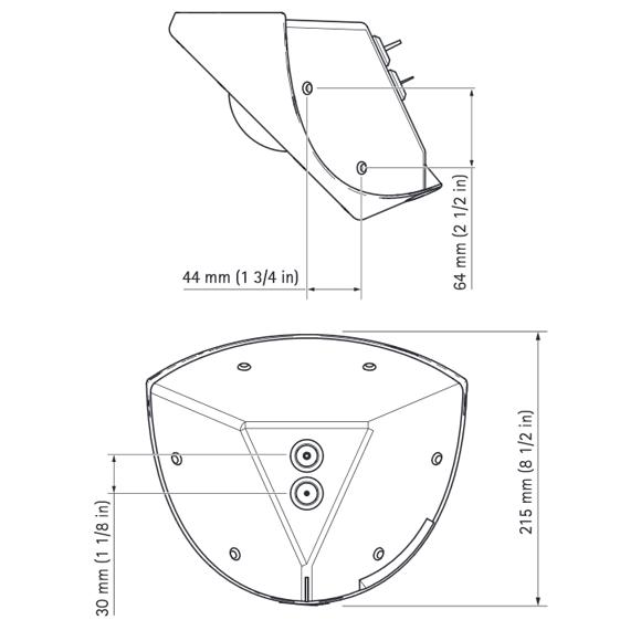 AXIS Q8414-LVS 図解1