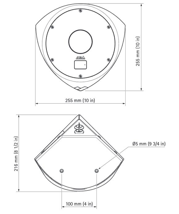 AXIS Q8414-LVS 図解2