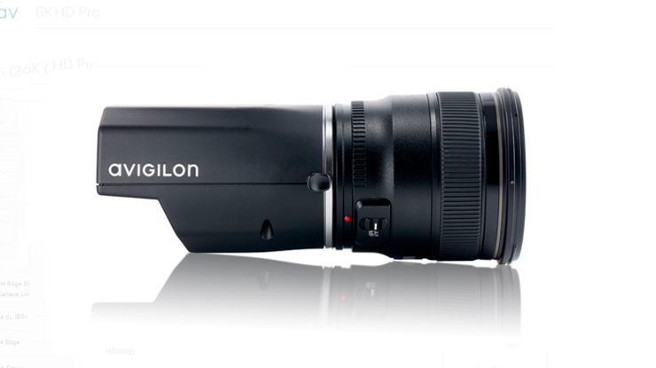 Avigilon 7K (30 MP) HD Pro