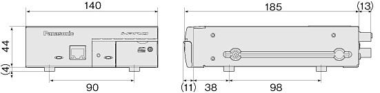 WJ-GXE500 DG-GXE500 図解1