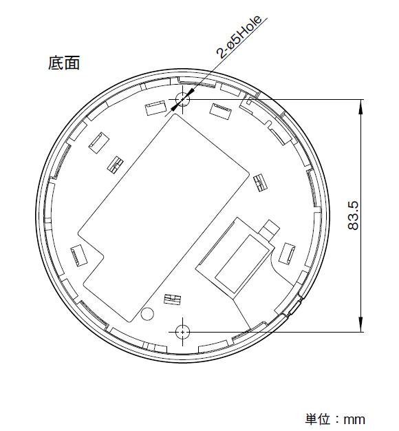 SONY SNC-DH110 図解2