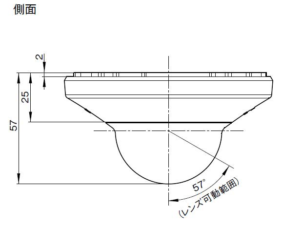 SOMY SNC-DH110T 図解1