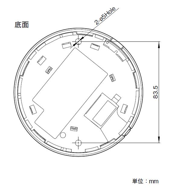 SOMY SNC-DH110T 図解2