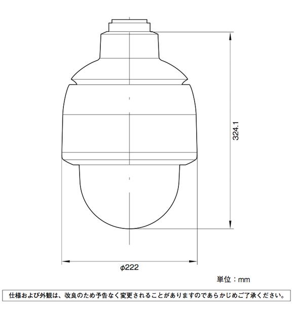 SONY SNC-ER585 図解1