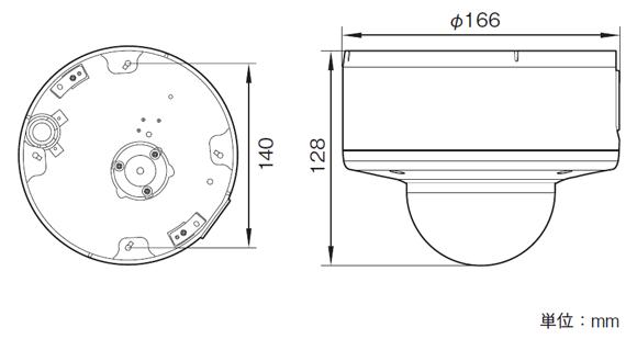 SONY SNC-VM602R 図解1