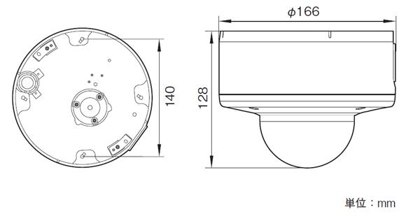 SONY SNC-VM632R 図解1