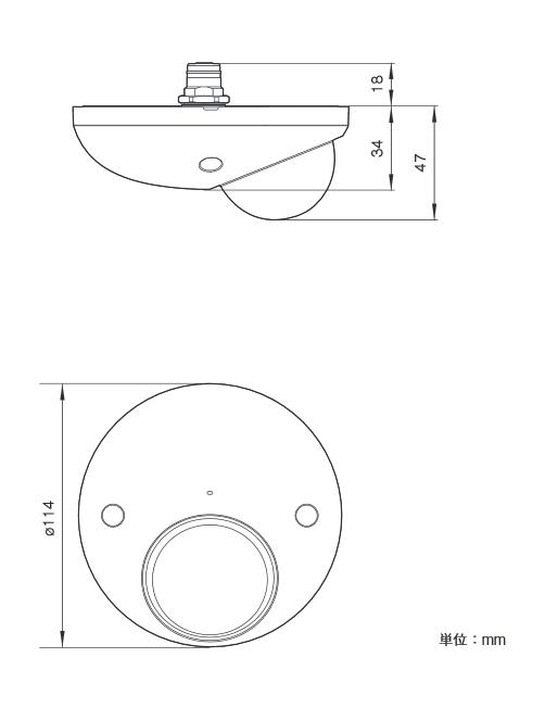 SONY SNC-XM636 図解1