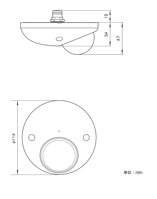 SONY SNC-XM637 図解1