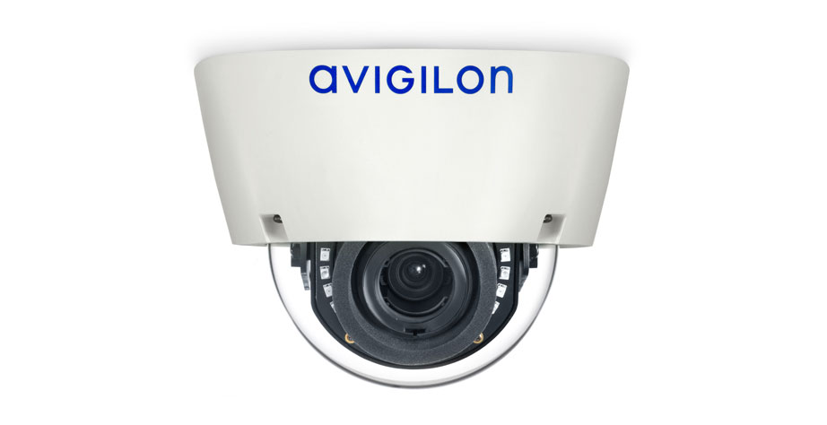 Avigilon H4 Edge Solution (ES) 屋外ドーム カメラ
