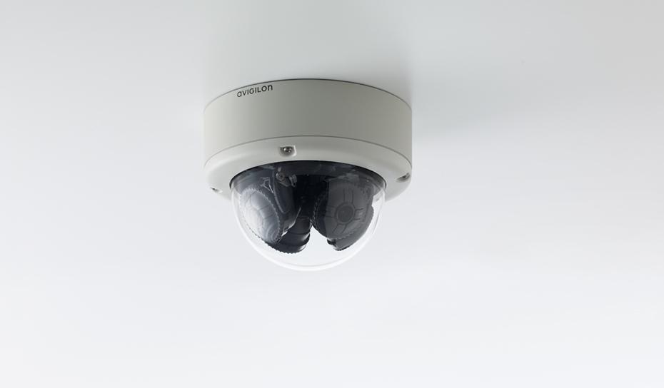 Avigilon 12 MP HD マルチセンサーカメラ