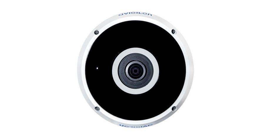 Avigilon H4 Fisheye カメラ
