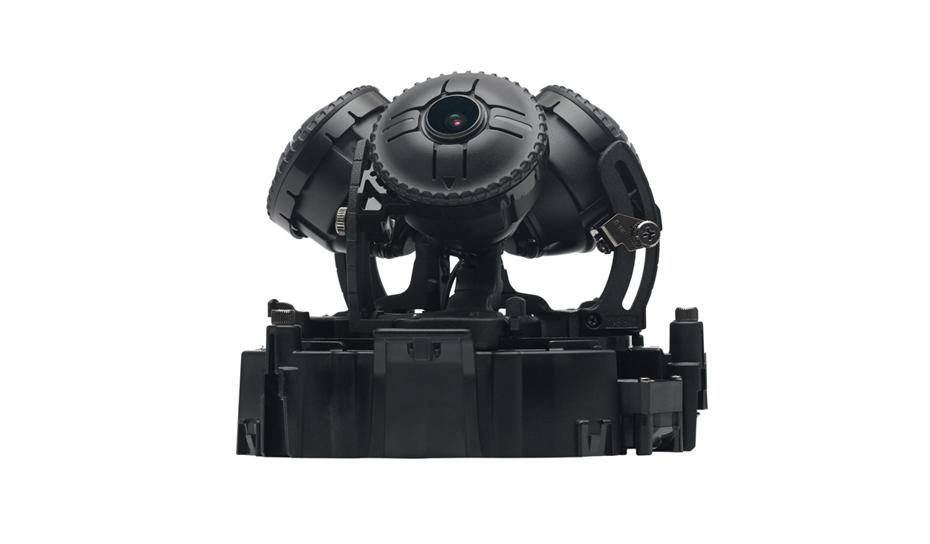 Avigilon 9 MP HD マルチセンサーカメラ