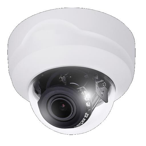 防犯カメラ ドームカメラ