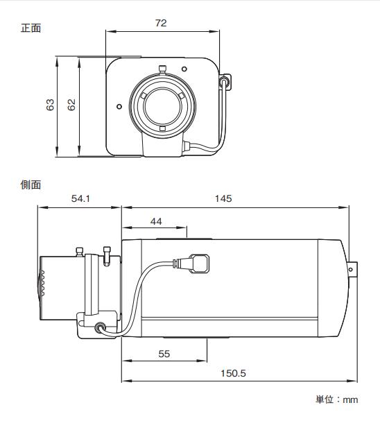 SNC-EB640 図解1