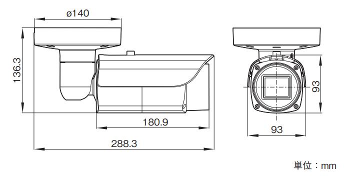 SNC-EB642R 図解1
