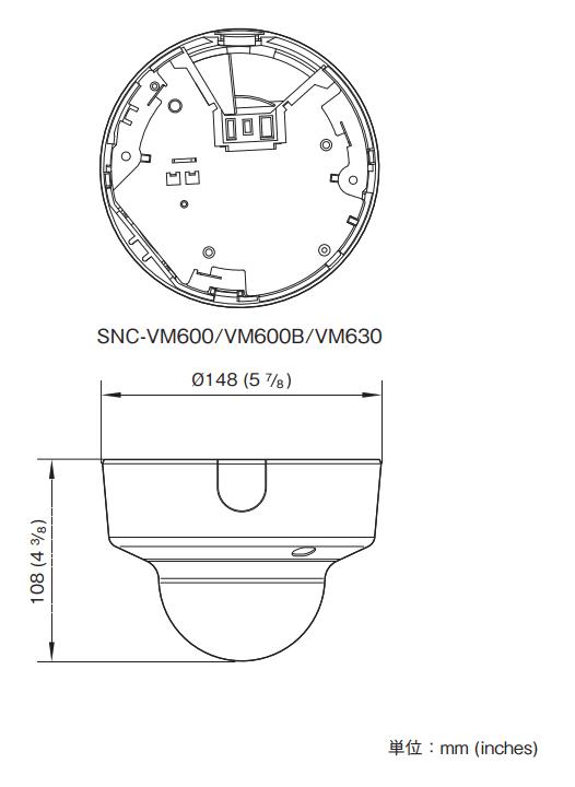 SNC-VM630 図解1