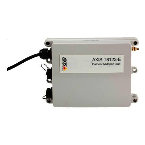 AXIS T8123-E 屋外用ミッドスパン 30 W 1ポート