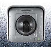 防水対応で、屋外にも設置可能