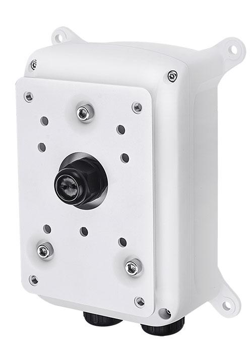 VIVOTEK AP-GIC-015B-095 アダプター付き屋外1xGE 95W PoH / PoEインジェクター