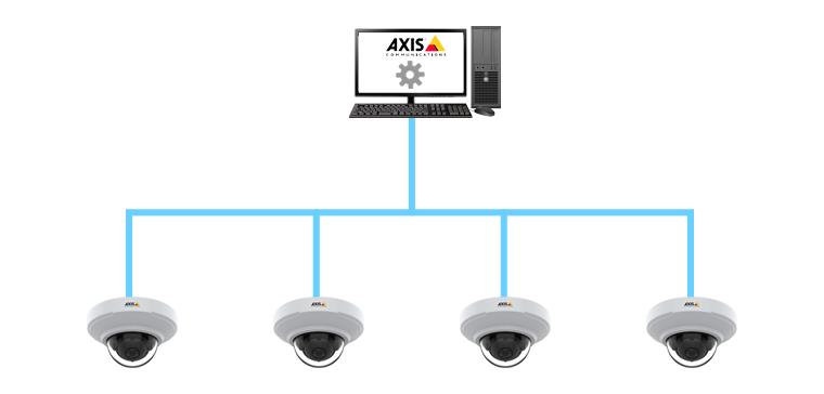 AXIS Device Manager(アクシスデバイスマネージャー)