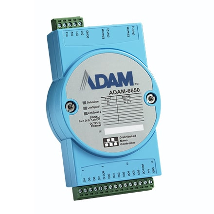 ADVANTECH ADAM-6050-D