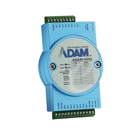 ADVANTECH ADAM-6052-D