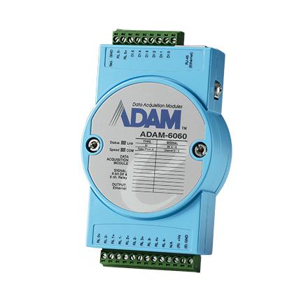 ADVANTECH ADAM-6060-D